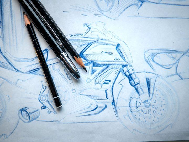 Ducati Diavel 1260: design story - Car Body Design