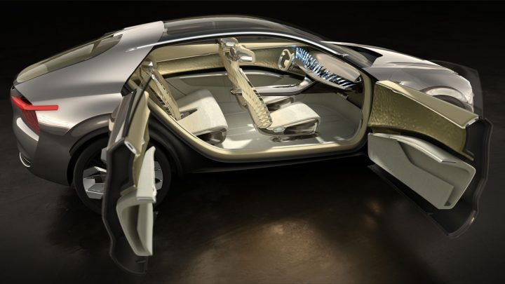 Imagine by Kia Concept Exterior Design