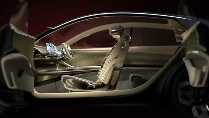 Imagine by Kia Concept Interior Design