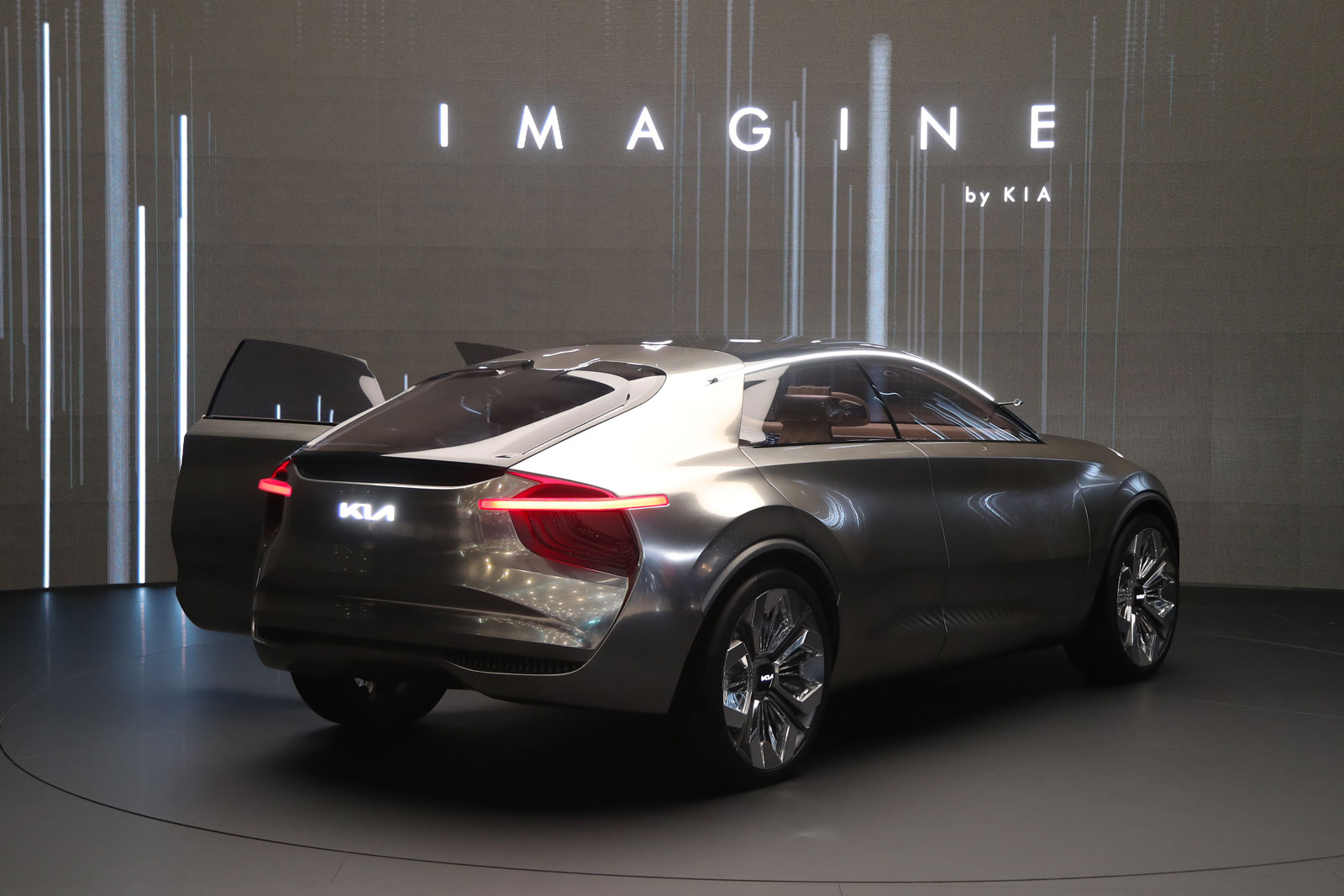 Imagine by Kia Concept at 2019 Geneva Show