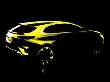 Kia previews new Ceed crossover with design sketch