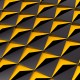 Parametric 3D Diamond PatternDesign by Marco Traverso