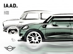 Design the next MINI Cooper and win a scholarship for IAAD
