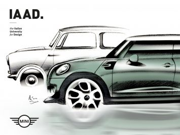 Design the next MINI Cooper and win a scholarship for IAAD's Transportation Bachelor Degree Course