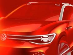 Volkswagen teases ID. ROOMZZ Concept