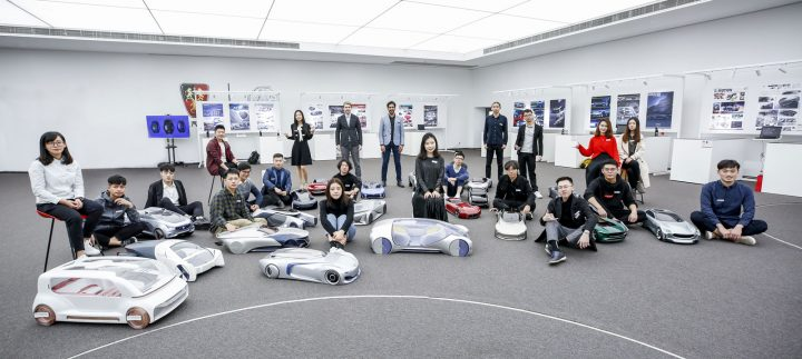 2018 SAIC Design Challenge The finalists