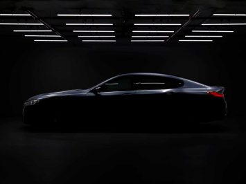 BMW 8-Series Gran Coupe previewed ahead of debut