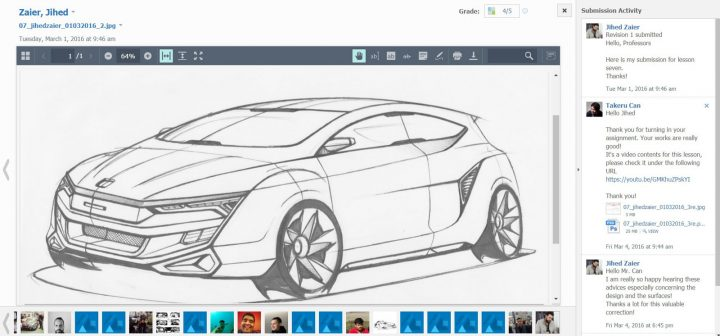 Car Design Academy Assigment Submission