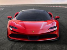 Ferrari reveals the 1,000 hp SF90 Stradale
