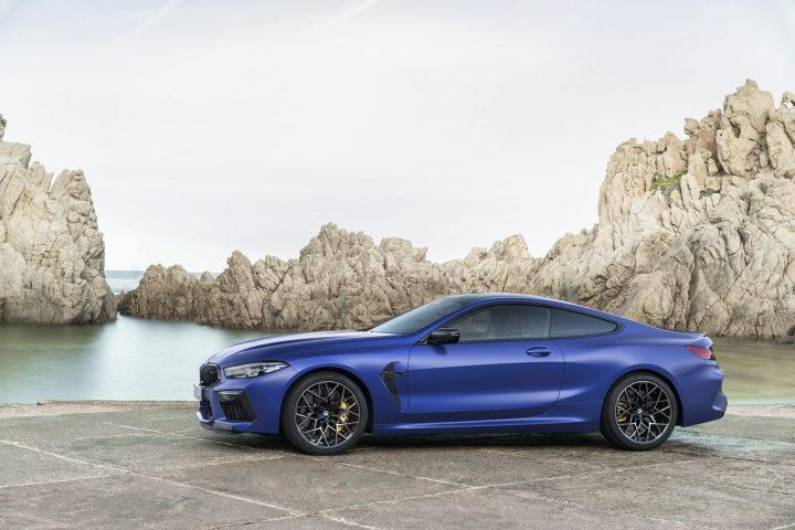 BMW M8 Coupe Exterior Design