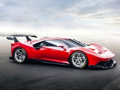 Ferrari reveals P80/C and SP3JC one-off models
