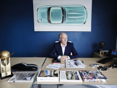 Ian Callum leaves Jaguar