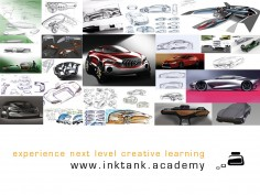 The key to success: Learn from professional Car designers at inktank.academy