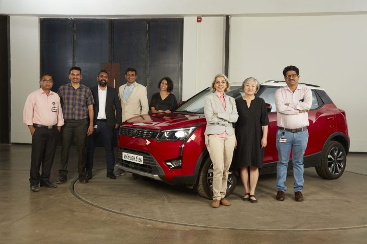 Mahindra Design Team