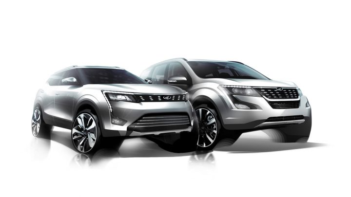 Mahindra XUV model family