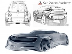 Success stories from Car Design Academy: Alireza Saeedi and Agri Bisono