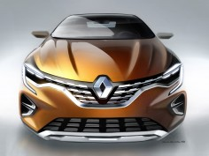 New Renault Captur: the design