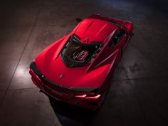 2020 Chevrolet Corvette Stingray is the first mid-engine Corvette ever
