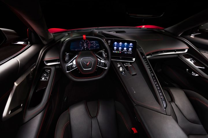 2020 Chevrolet Corvette Stingray Interior