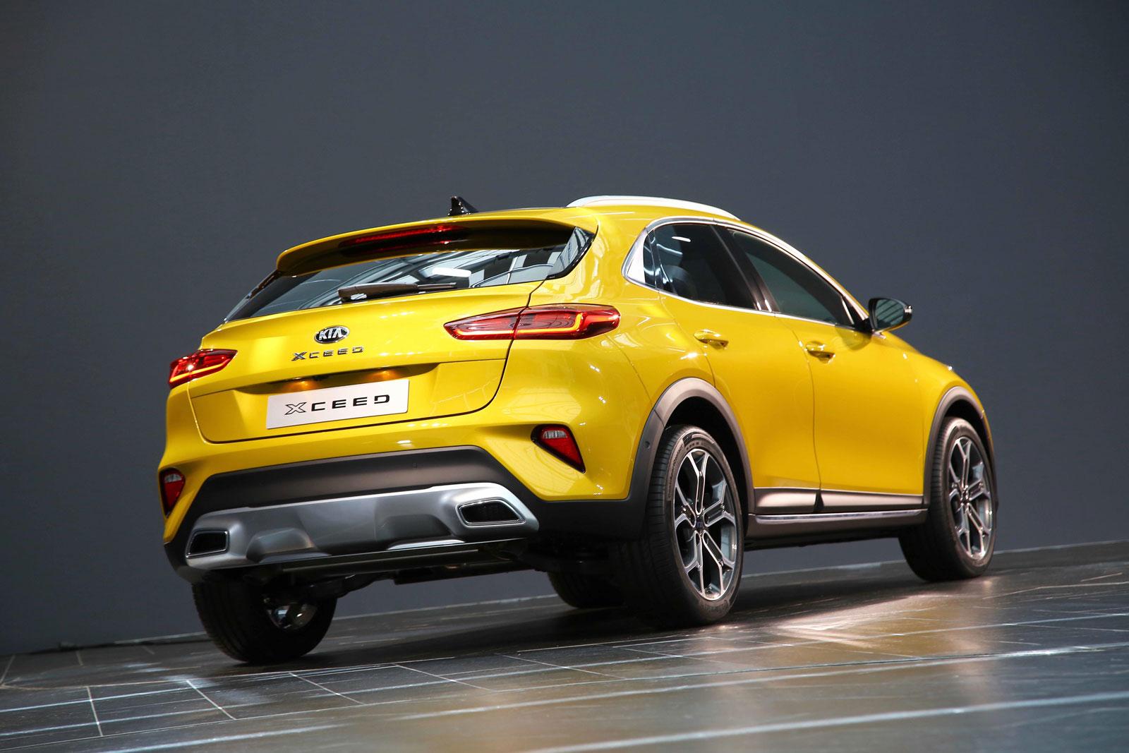 World Car Kia >> Kia XCeed - Car Body Design