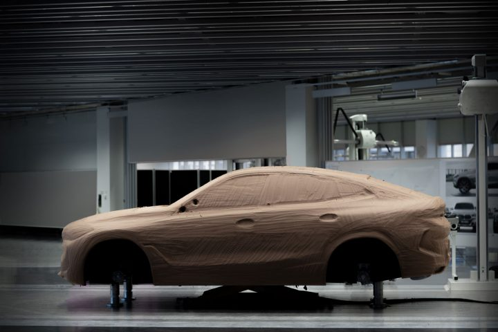 New BMW X6 Design Process