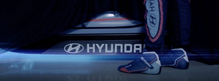 Hyundai Motosport goes Electric