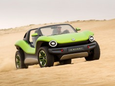 Volkswagen ID. Buggy Concept at Pebble Beach