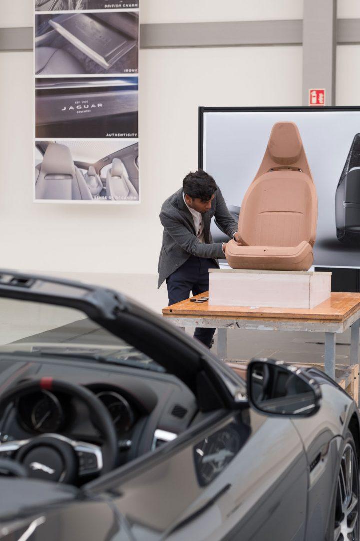The Design Process At Jaguar Car Body Design