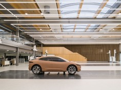 Jaguar opens new Design Studio