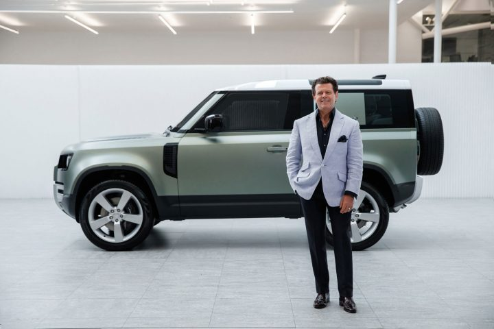 New Land Rover Defender Design Process Gerry McGovern