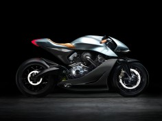 Aston Martin reveals limited edition AMB 001 racing bike