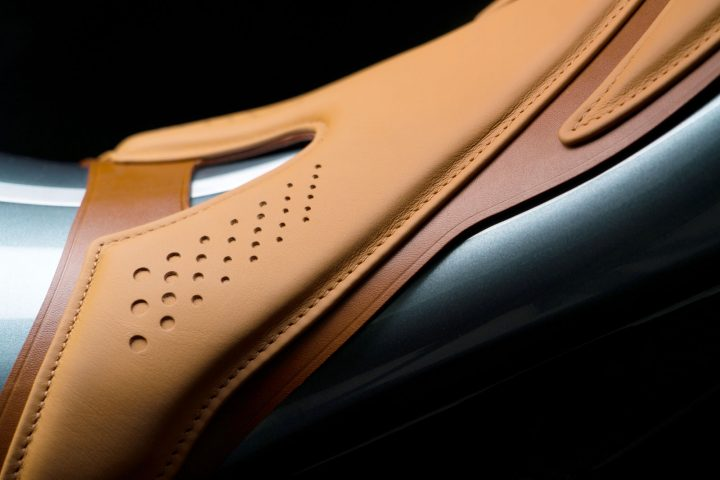 Aston Martin AMB 001 Motorcycle Design Detail