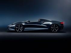 McLaren reveals Elva open-top hypercar