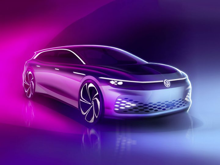Volkswagen previews ID. Space Vizzion Concept