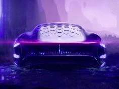 Mercedes-Benz Vision AVTR Concept: Design Gallery