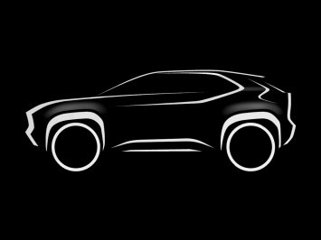Toyota announces compact SUV for Europe