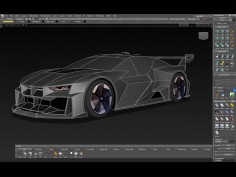 Sketch Modeling a Car Exterior in Autodesk Alias AutoStudio