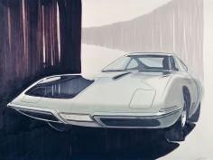 Opel GT designer Erhard Schnell passed away