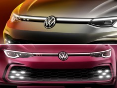 Volkswagen to unveil the new Golf GTI and GTD in Geneva