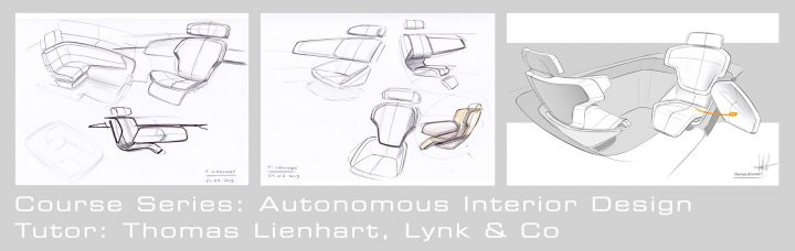 Autonomous Design Course by Thomas Lienhart