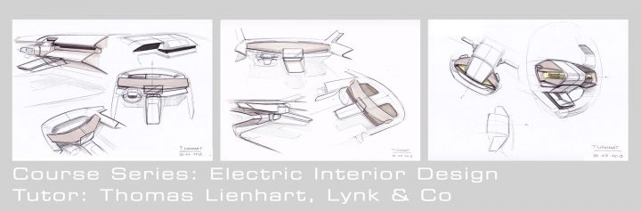 Electric Interior Design Course by Thomas Lienhart
