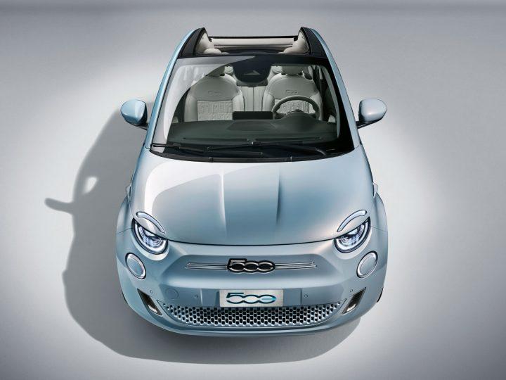 New Fiat 500 Exterior Design