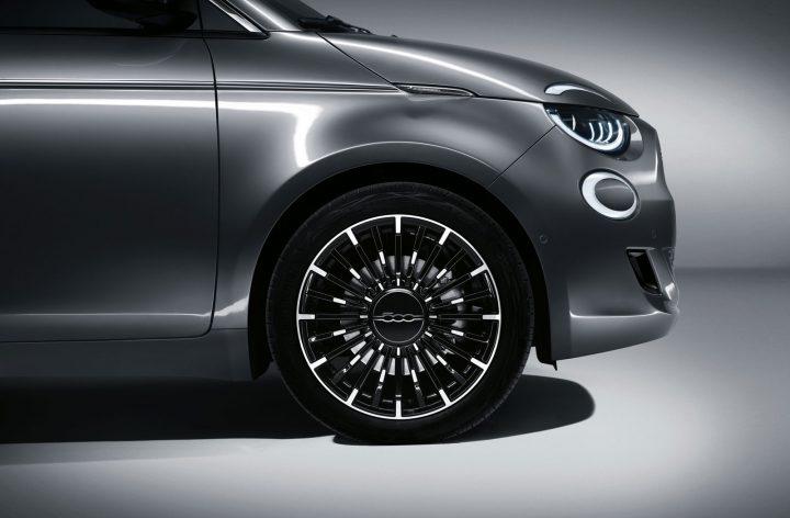 New Fiat 500 Exterior Design Wheel
