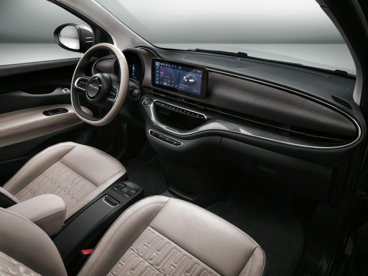 New Fiat 500 Interior Design