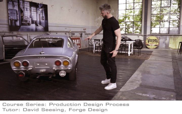 Production Design Process