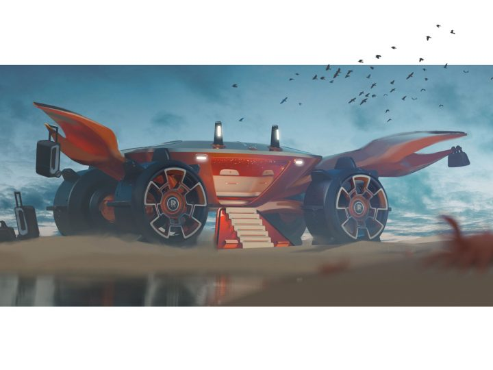 Rolls-Royce Crab Concept Young Designer Competition