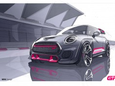 Mini John Cooper Works GP: the design