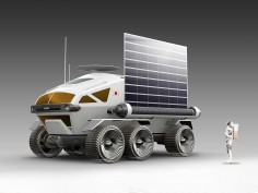 JAXA-Toyota jointly developing  Lunar Cruiser manned pressurized rover
