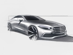 The new Mercedes-Benz S-Class