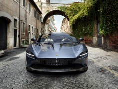 Ferrari Roma wins Car Design Award